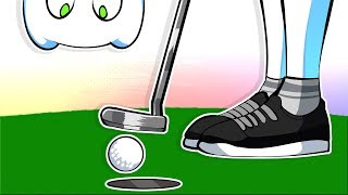 Download Mini Golf funny moments that end up with my ball in the hole - Golf it Mp3 and Videos
