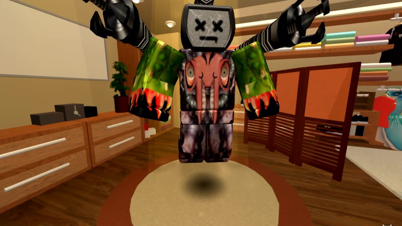 the best omega flowey avatar on roblox  and the stuff you
