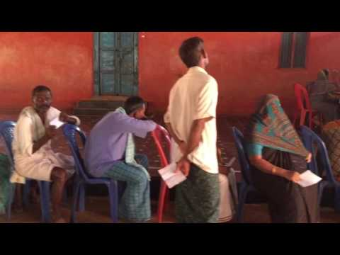 Conducted Free Health Camp in My Village