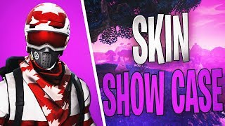 FORTNITE - Canadian ALPINE Skin SHOWCASE