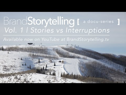 Brand Storytelling: A Docu-Series | Vol. 1 | Stories vs Inte
