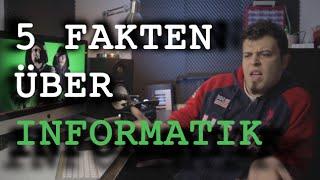 5 Fakten über Informatik (Studium)