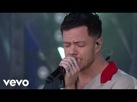 Imagine Dragons - Natural (Jimmy Kimmel Live! Performance)
