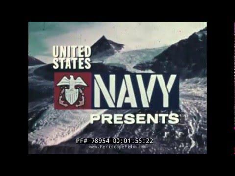 U.S. NAVY OCEANOGRAPHER IN THE POLAR REGIONS ANTARCTICA & ARCTIC 78954