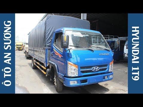 Xe ti Hyundai 1T9 Thng d i 6m2