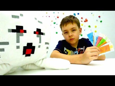 Видео #Майнкрафт: Строим деревню CLASH of CLANS в #Minecraft. Выживание Игры онлайн #длямальчиков