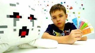 #Майнкрафт видео: как построить деревню Clash of Clans в Minecraft. Игры онлайн для мальчиков(Майнкрафт видео: смотри, как я построил деревню Clash of Clans! Обзор онлайн игры для мальчиков в Minecraft. Тут есть..., 2016-12-20T10:19:42.000Z)