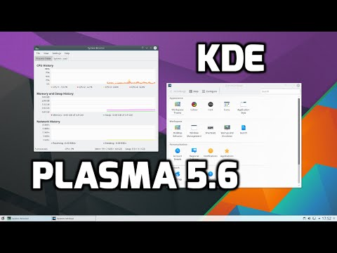 KDE 5.6 Mega Review on openSUSE Crypton: Welcome To The Renew Power