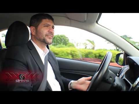 DRIVE Ride Review Mitsubishi Mirage