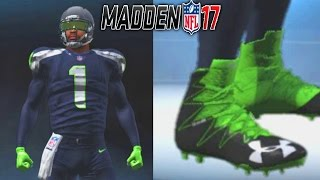 Madden 17 career mode wr ep 1 - the ultimate wr player creation!