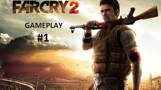 FAR CRY 2 Gameplay ITA xbox360  Part 1