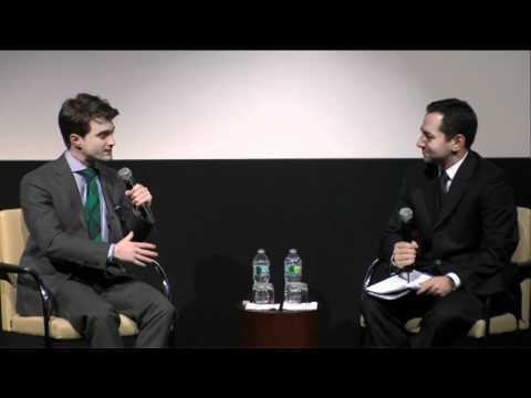 Daniel Radcliffe: Q&A