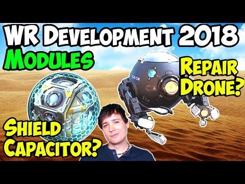 War Robots 2018 NEW Modules, Armor Penetration & Resistance - WR