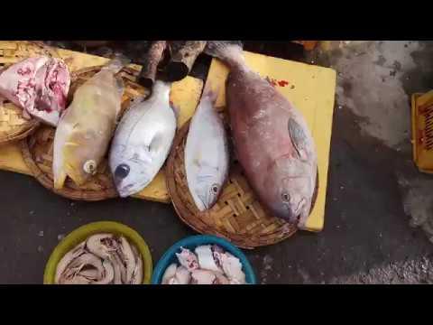 Tham quan một vòng chợ Ninh Chữ - Phan Rang - Ninh Thuận