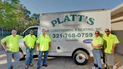 Platt's Air Conditioning & Heating | Palm Bay, FL | HVAC