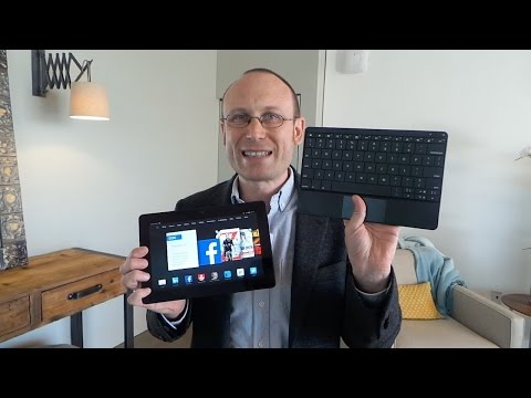 "Hands On: Amazon Kindle Fire HDX 8.9"" (2014)"