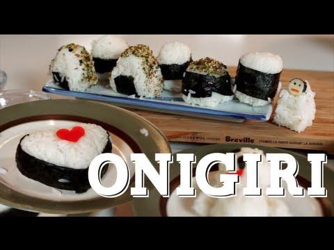 Onigiri - Fruits