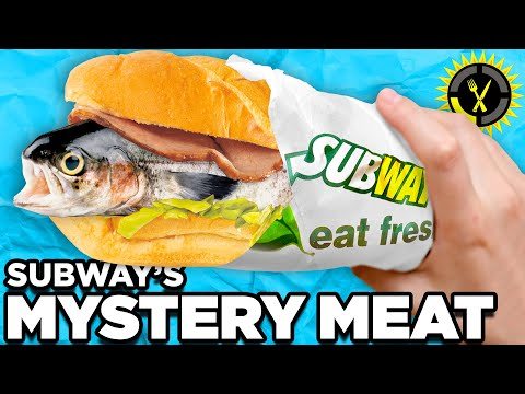 Food Theory:SubwayTuna Is NOT Fish? ft. TheOdd1sOut - The Food Theorists
