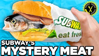 Food Theory:SubwayTuna Is NOT Fish? ft. TheOdd1sOut