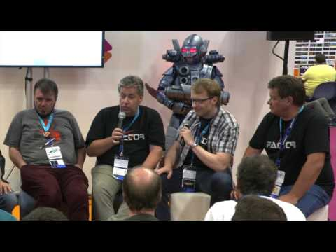 Retroblah @ Gamescom: Interview-Runde mit Factor5