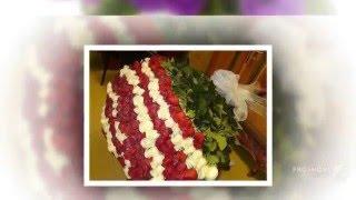 Доставка цветов недорого(Нет возможности лично поздравить маму, девушку, сестру, дочь, бабушку? Закажите цветы с доставкой по городам..., 2015-03-13T09:45:46.000Z)