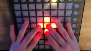 Zod!ac - Zedd/Nev - Spectrum Launchpad Cover