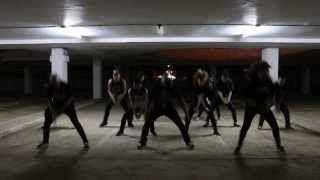 Hijack (Explicit) - Tyga ft. 2 Chainz & Oh My Momma - Ace Hood | Choreography Beam South TimeZ |