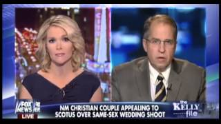 Fight for Faith: Christian Photographer Appeals to Supreme Court  | Jordan Lorence on The Kelly File