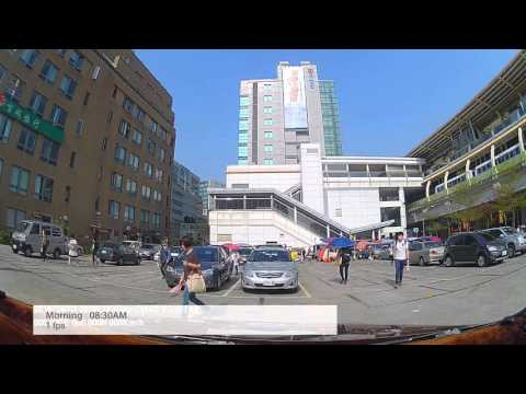 Vico-Opia2: Time-Lapse Video(Smart Parking Surveillance 2.0)