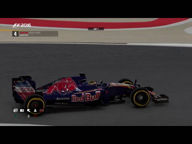 2016 GP2 Bahrain GP - racestation.net