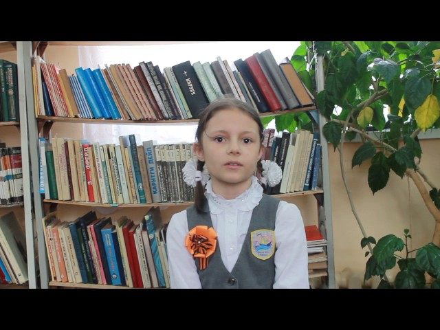 Изображение предпросмотра прочтения – ЕкатеринаПоткина читает произведение «Георгиевская лента» Н.Самония
