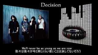 【高音質】ONE OK ROCK--Decision【和訳・歌詞付き】