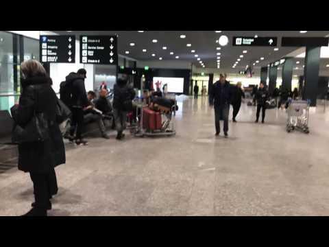 REYL innovative banking advertisements at Zurich airport