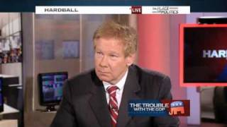 "Ex-GOP Rep Tom Davis Tell Chris Matthews ""We"