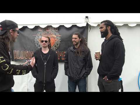 GBHBL Whiplash: Bloodstock 2019 Interview - Lock Horns