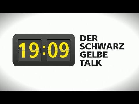 19:09 - Der Schwarzgelbe Talk Mit Hans-Joachim Watzke