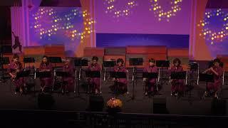 제23회 문화의 날01 - 남해문화원 색소폰반 - 곡명…