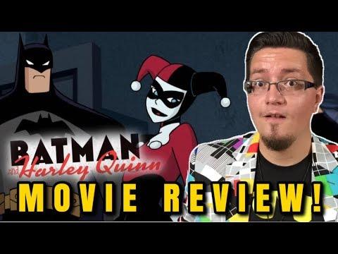 Batman And Harley Quinn 2017 Movie Review