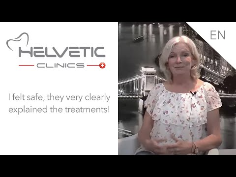 Root canal treatment, straumann implants, temporary crowns - Helvetic Clinics