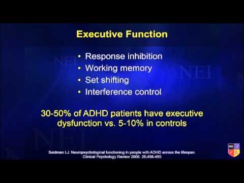 Neuropsychological Testing for ADHD