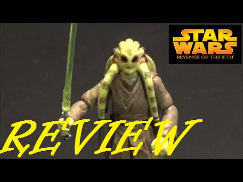 Kit Fisto Rots Star Wars 22 Revenge Of The Sith