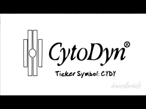 CytoDyn Inc: Ticker Symbol CYDY