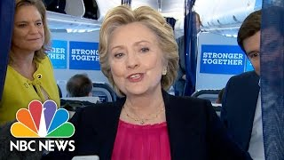 Hillary Clinton On Debate: Campaign