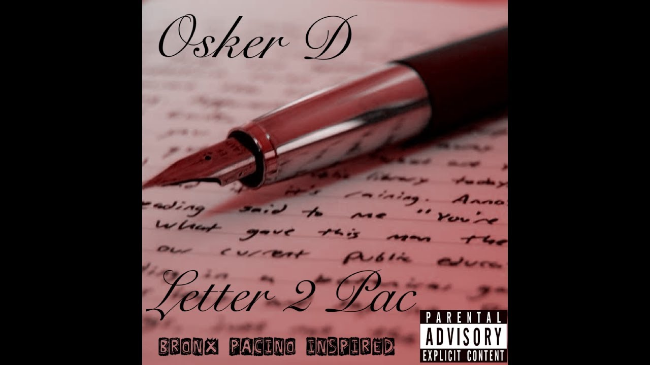 Osker D Letter to Pac ficial Music Video