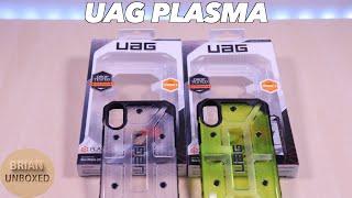 UAG Plasma Case -  iPhone X