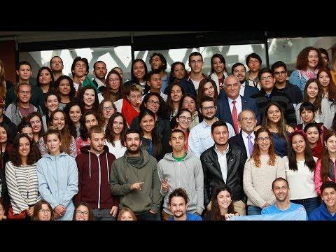 Recibe la UAM a 154 alumnas y alumnos de Movilidad