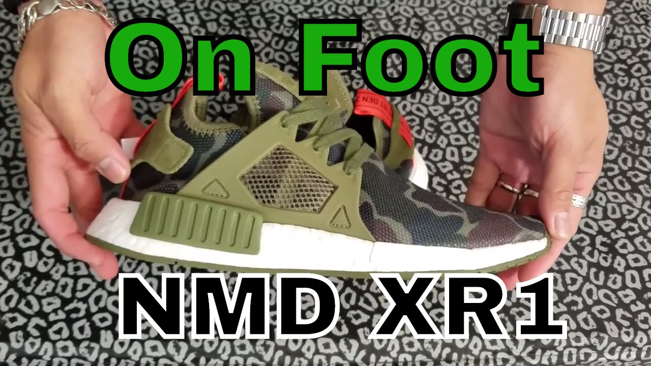 5741dee5fab73 Unbox Them Copps - Adidas NMD XR1