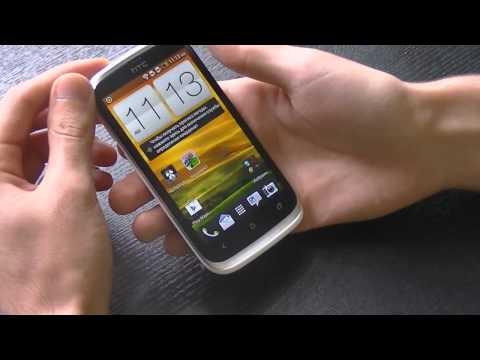Обзор HTC Desire V