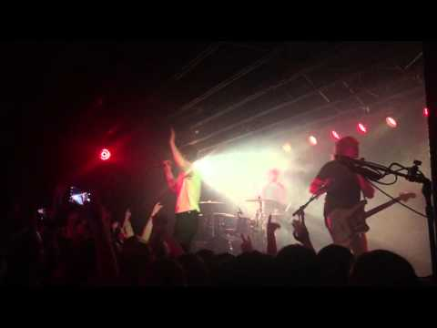 New Politics - Tonight You're Perfect (Live in Colorado Springs)