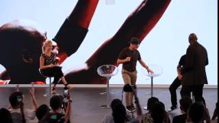 Palais23 Conference Michael Jordan #WEAREJORDAN